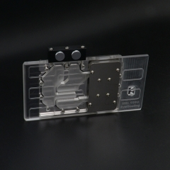 Syscooling Graphics card Water cooling block for MSI GeForce GTX 1080 GAMING X 8G